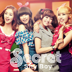 Secret 『Shy Boy』