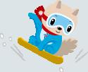 Snowboard_ezomon
