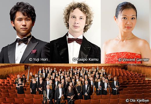 サントゥ=マティアス・ロウヴァリ指揮 エーテボリ交響楽団