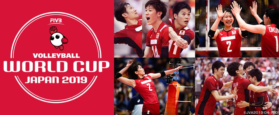 ワールドカップバレー2019