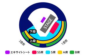 大阪 座席図