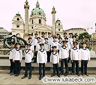 ウィーン少年合唱団(サントリーホール)
