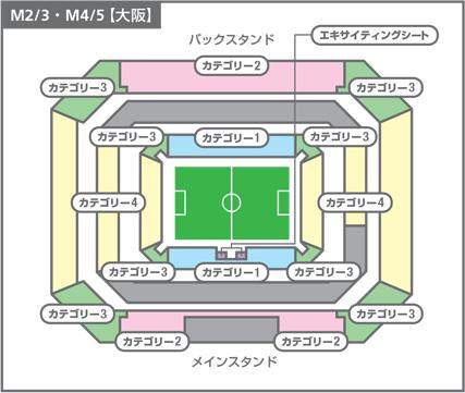 市立吹田サッカースタジアム(大阪)
