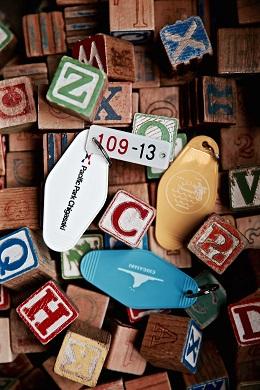 Motel Key 3sets