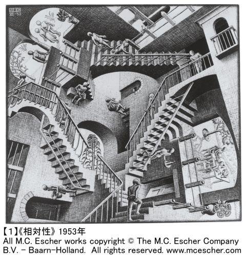 《相対性》 1953年