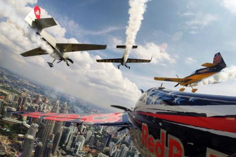Red Bull Air Race CHIBA 2018