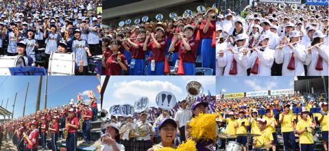 全国高校野球選手権100回大会記念 「野球応援コン …