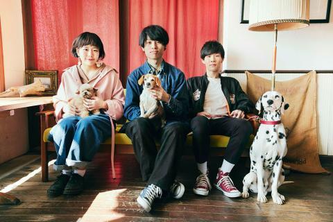 cinema staff-Saucy Dog-