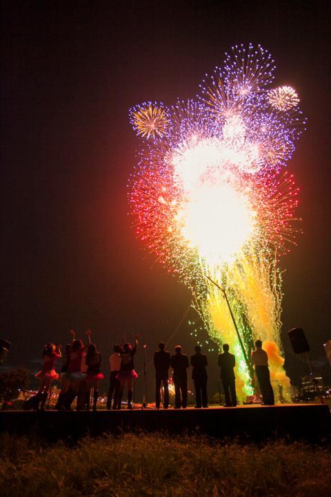 川崎市制記念 第77回 多摩川花火大会