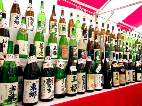 2018 酒まつり 酒ひろば(サケマ...