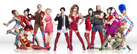Kinky Boots キンキーブーツ 日本人