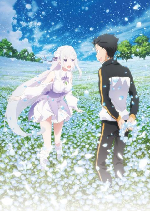 Re:ゼロから始める異世界生活 Memory Snow/舞台挨拶
