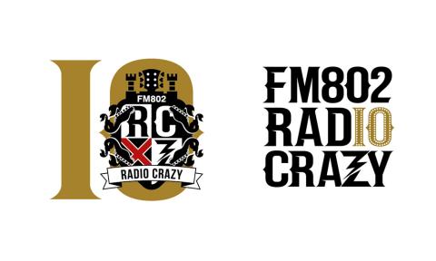 FM802 ROCK FESTIVAL RADIO CRAZ...