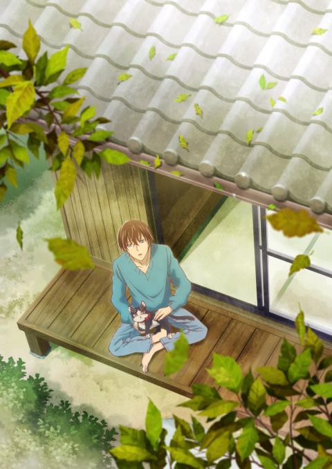 TVアニメ「同居人はひざ、時々、頭のうえ。」