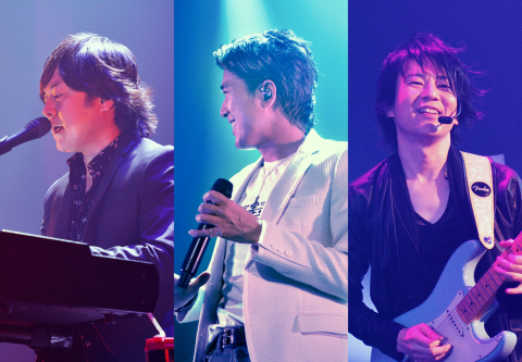 Blu-ray&DVD発売記念「DEEN LIVE JOY-COUNTDOWN SPECIAL~ソロ