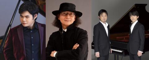 辻井伸行 加古隆 レ・フレール THE PIANIST! 新春スペシャルコンサート