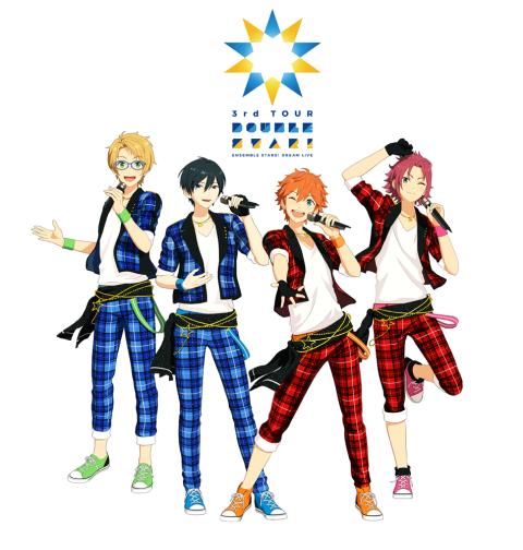 """「あんさんぶるスターズ!DREAM LIVE」~3rd Tour """"Double Star!"""