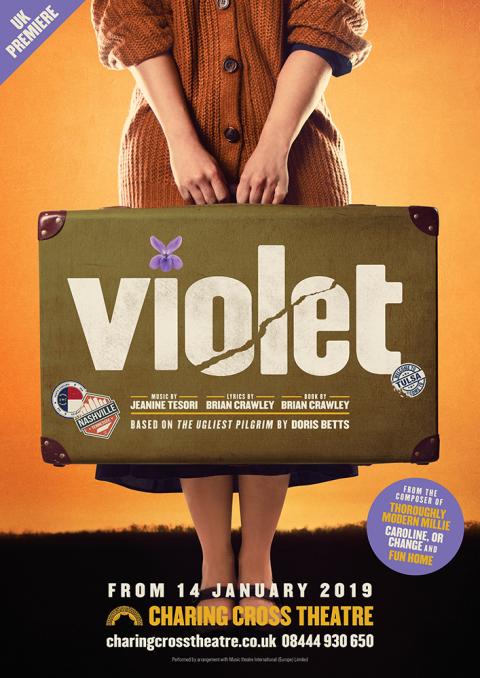 Musical「Violet」