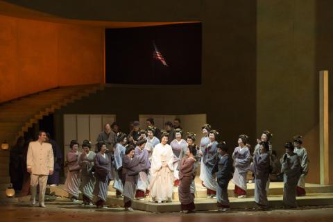 新国立劇場オペラ「蝶々夫人」