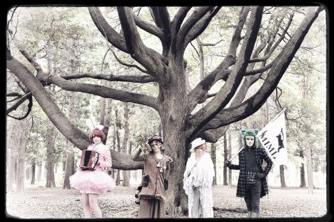 MIMIZUQ主催EVENT TOUR「ナミダの森の木の下で」