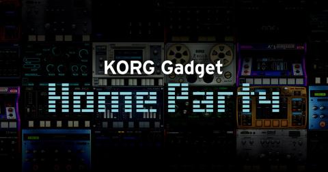 KORG Gadget Home Party Vol.2