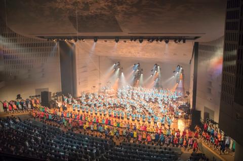 吹奏楽高校生国内トップチームによる フレンドシップコンサート