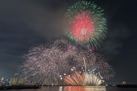 第31回なにわ淀川花火大会