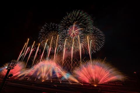 音と光のシンフォニー ツインリンクもてぎ 花火の祭典