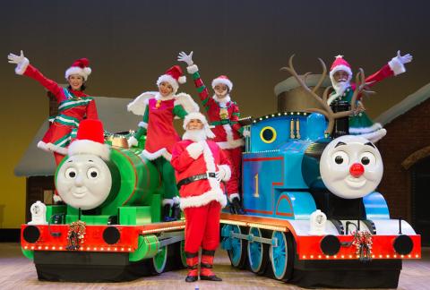 きかんしゃトーマス クリスマスコンサート 「ソドー島のメリークリスマス」2