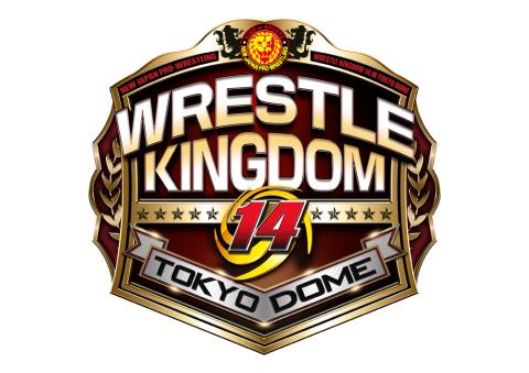 新日本プロレス WRESTLE KINGDOM 14 in 東京ドーム