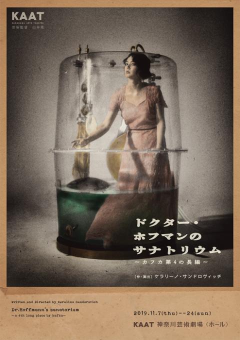 「ドクター・ホフマンのサナトリウム~カフカ第4の長編~」