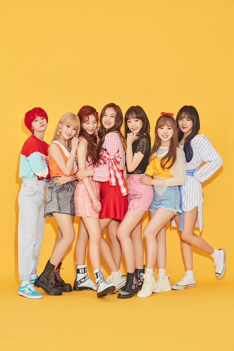 GWSN OFFICIAL FANMEETING part two