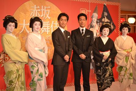 歌舞 伎 大 赤坂
