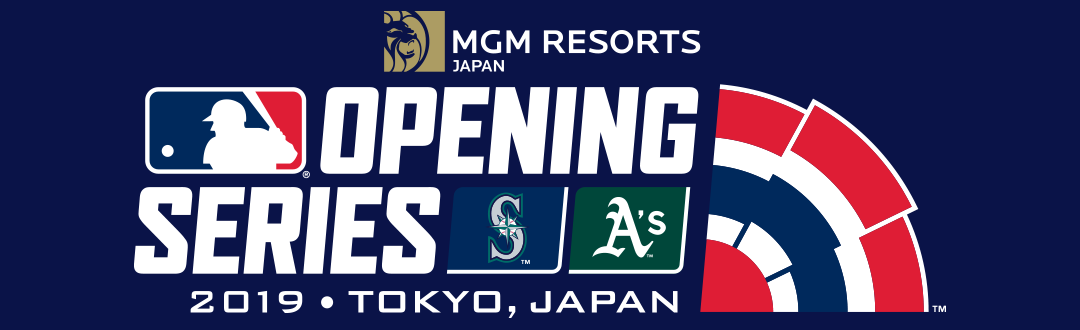 2019 MLB開幕戦|チケットぴあ